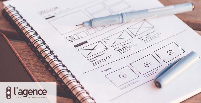 Etablir un cahier des charges, la structure et l'arborescence d'un site internet est primordial