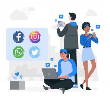 Community management : confiez vos réseaux sociaux à notre agence, on s'occupe du reste